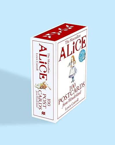 9781447299653: Alice. 100 Postcards From Wonderland