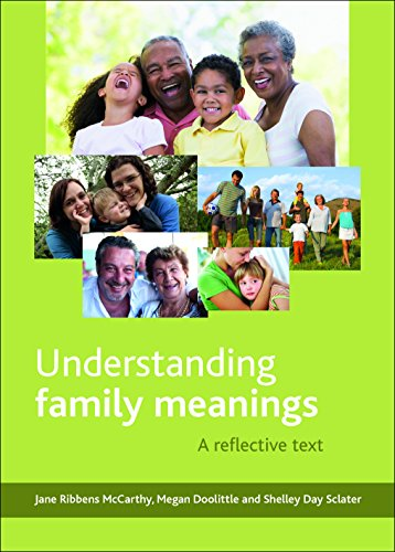 9781447301134: Understanding Family Meanings: A Reflective Text