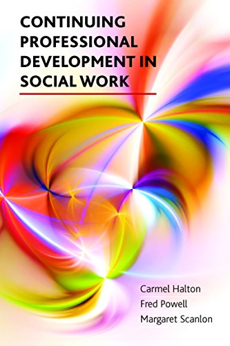Continuing professional development in social work: Carmel Halton, Fred Powell, Margaret Scanlon,