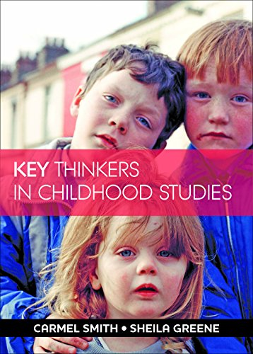 9781447308072: Key Thinkers in Childhood Studies: Reflections on the Making of a Field