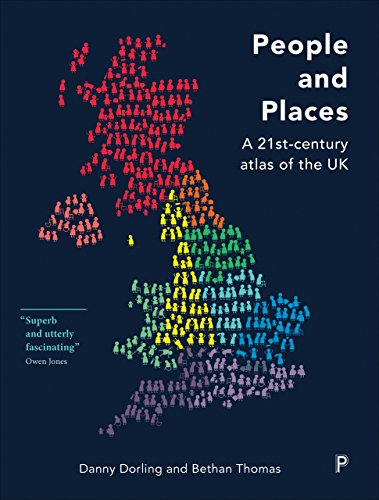 9781447311379: People and Places: A 21st-century atlas of the UK: a 21st-Century Atlas of the UK