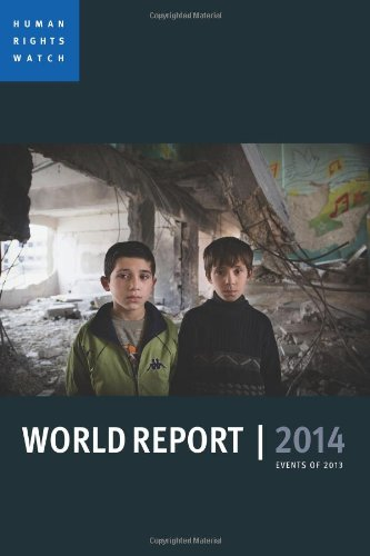 9781447318484: World report 2014: Events of 2013