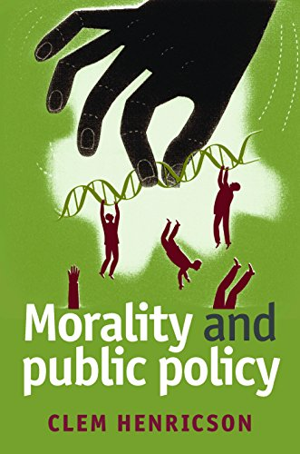9781447323822: Morality and Public Policy