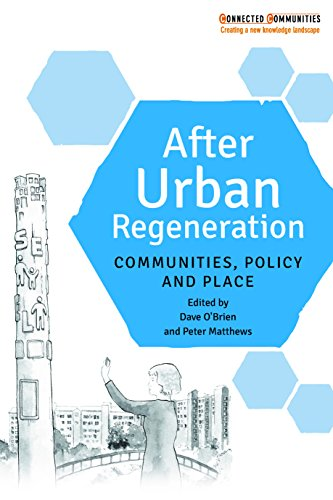 9781447324164: After urban regeneration (Connected Communities)