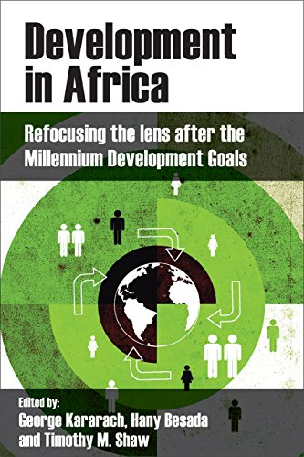 9781447328537: Development in Africa: Refocusing the Lens after the Millennium Development Goals