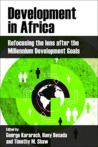 9781447328544: Development in Africa: Refocusing the Lens after the Millennium Development Goals