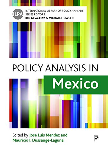 9781447329152: Policy Analysis in Mexico (International Library of Policy Analysis)