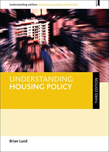 9781447330448: Understanding housing policy (third edition) (Understanding Welfare: Social Issues, Policy and Practice)