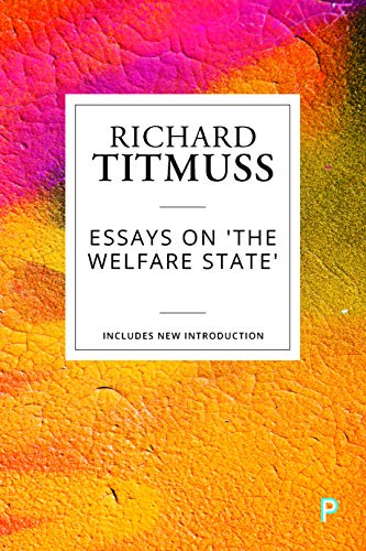 9781447349549: Essays on the Welfare State
