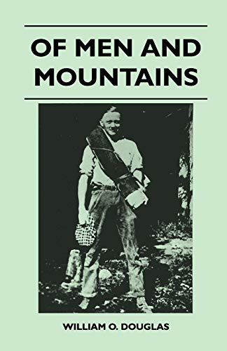 9781447400134: Of Men and Mountains