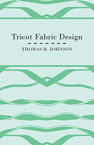 Tricot Fabric Design (1447400410) by Thomas H. Johnson