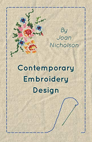 9781447400615: Contemporary Embroidery Design