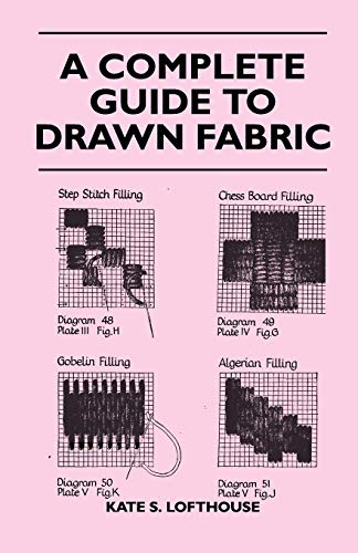 9781447401216: A Complete Guide to Drawn Fabric