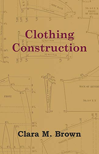 9781447401346: Clothing Construction