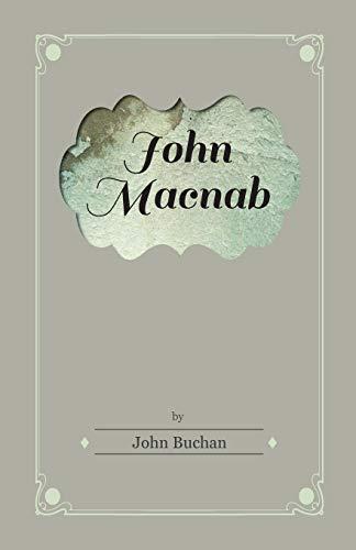 9781447403500: John Macnab