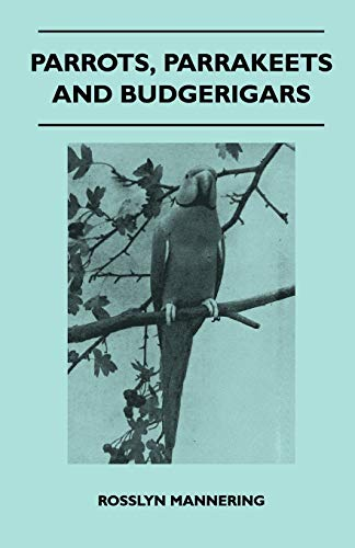 Parrots, Parrakeets and Budgerigars: Rosslyn Mannering