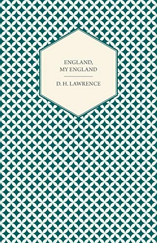 9781447417606: England, My England