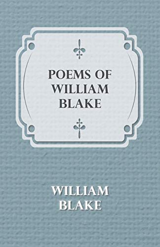 Poems of William Blake: William Blake