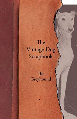 The Vintage Dog Scrapbook - The Greyhound
