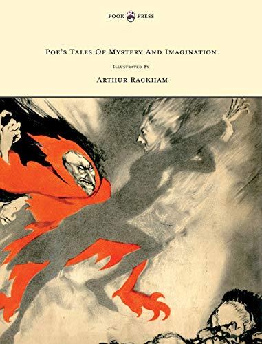 Poe Rackham Tales Mystery Imagination Not Printed On Demand