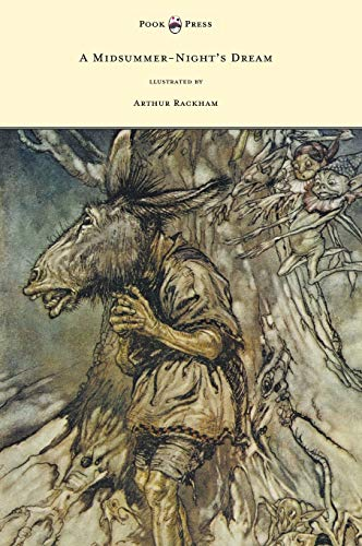 9781447449478: A Midsummer-Night's Dream - Illustrated by Arthur Rackham