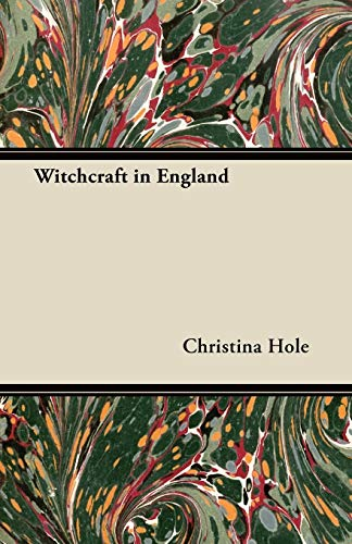 9781447455721: Witchcraft in England