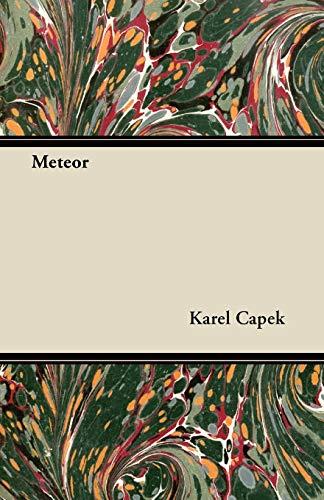 Meteor (1447459865) by Karel Capek