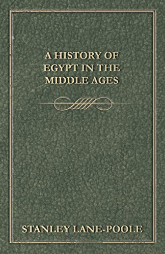 9781447467069: A History of Egypt in the Middle Ages