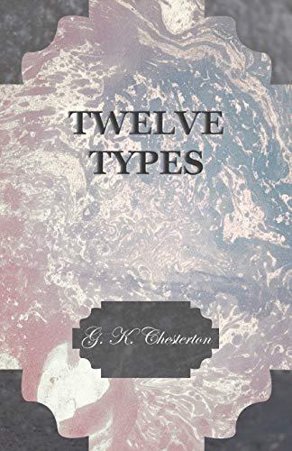 9781447467540: Twelve Types