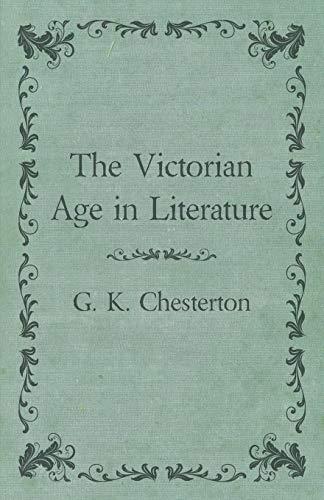 9781447467717: The Victorian Age in Literature
