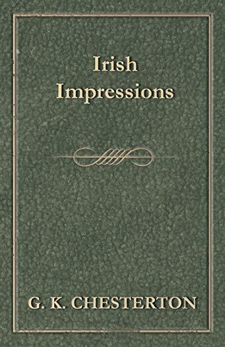 9781447467830: Irish Impressions