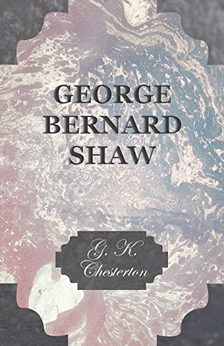 9781447467854: George Bernard Shaw