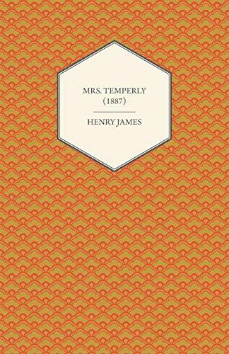 9781447469711: Mrs. Temperly (1887)