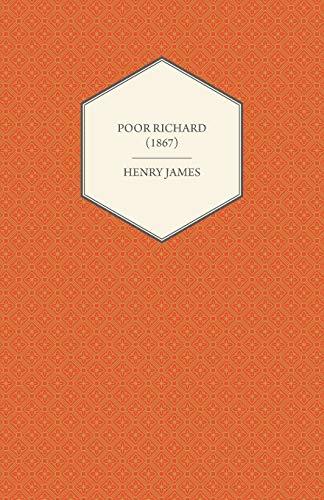 9781447469759: Poor Richard (1867)