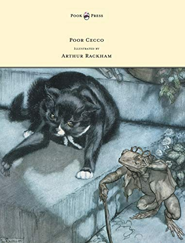 9781447478300: Poor Cecco - Illustrated by Arthur Rackham