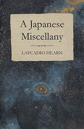 9781447479338: A Japanese Miscellany