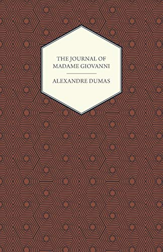 9781447479741: The Journal of Madame Giovanni