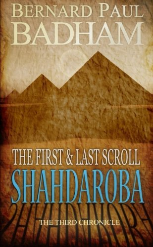 9781447565307: Shahdaroba - The First and Last Scroll
