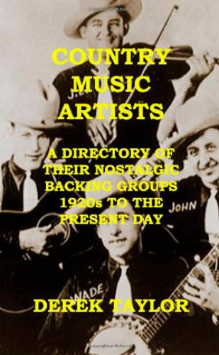9781447591184: Country Music Artists