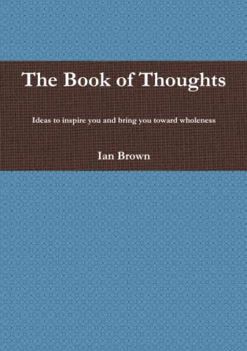 9781447620952: The Book of Thoughts