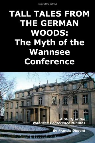 9781447673477: Tall Tales From The German Woods: The Myth Of The Wannsee Conference