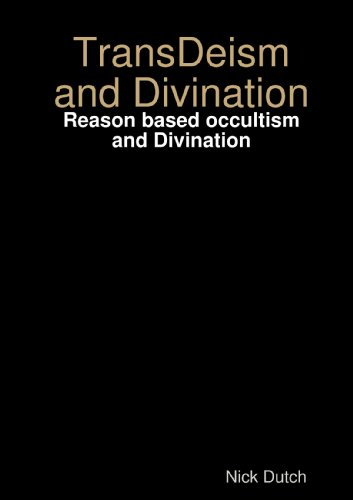 9781447708650: Transdeism And Divination