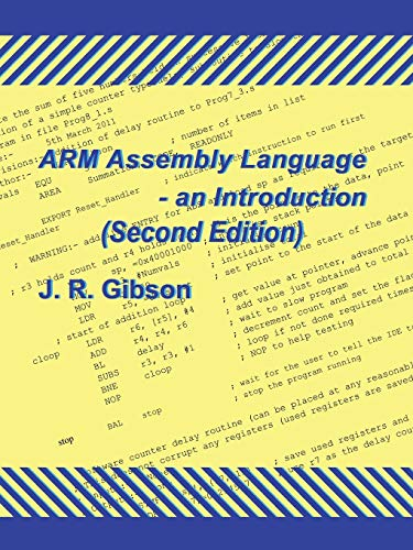 9781447717157: Arm Assembly Language - An Introduction (Second Edition)