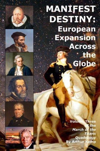 9781447731832: Manifest Destiny: European Expansion Across The Globe