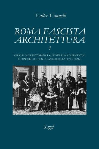 9781447759690: Roma Fascista, Architettura - 1