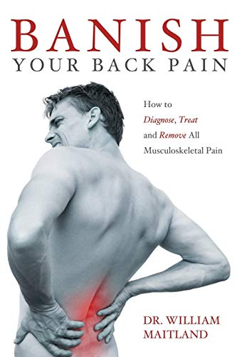 9781447791812: Banish Your Back Pain: How to Diagnose Treat and Remove all Musculoskeletal Pain