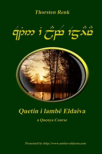9781447822110: Quetin I Lambë Eldaiva English Royal