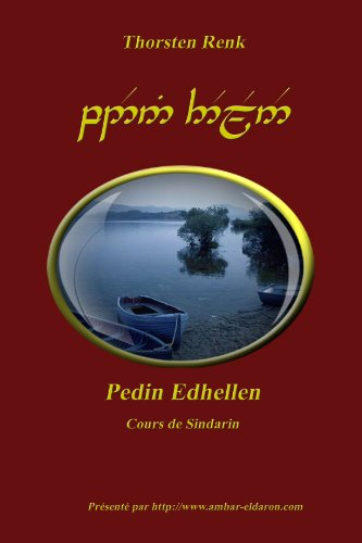 9781447835776: Pedin Edhellen Français Royal (French Edition)