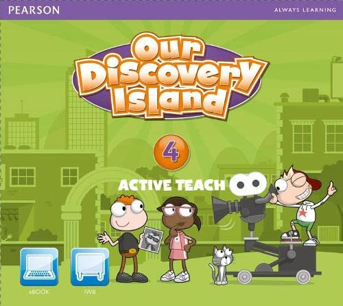 Our Discovery Island Active Teach: No. 4