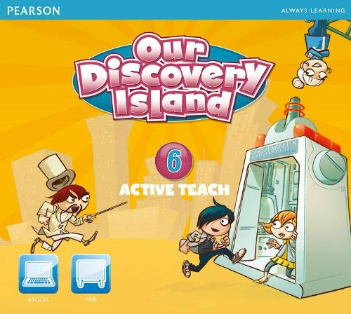 9781447900054: OUR DISCOVERY ISLAND 2013 ACTIVE TEACH CD-ROM LEVEL 6